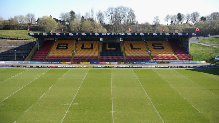 The RFL hopes to get the Odsal club reformed in time for the 2017 season