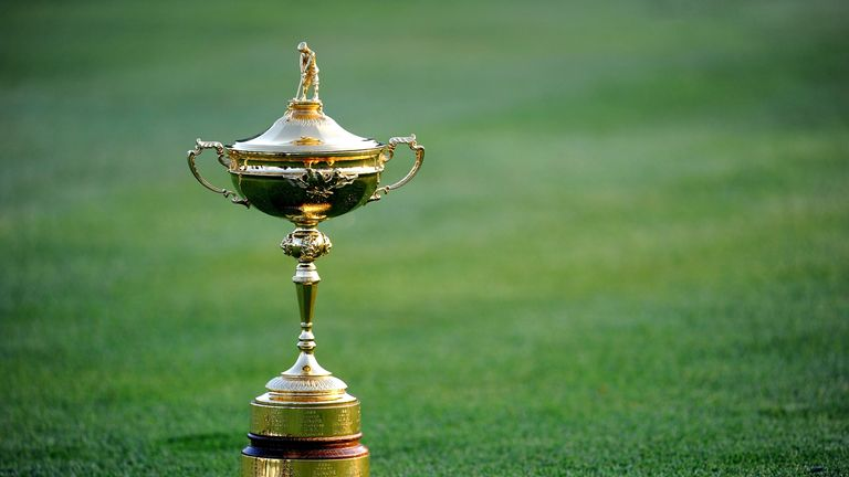 The Ryder Cup will be up for grabs again in Minnesota