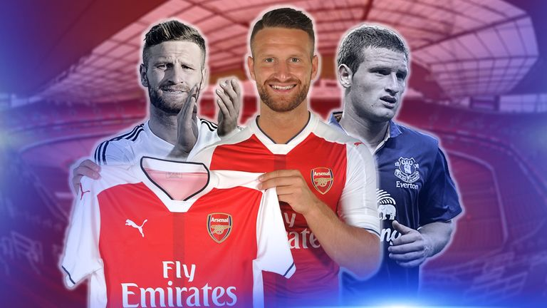 Shkodran Mustafi returns to the Premier League ready for the challenge