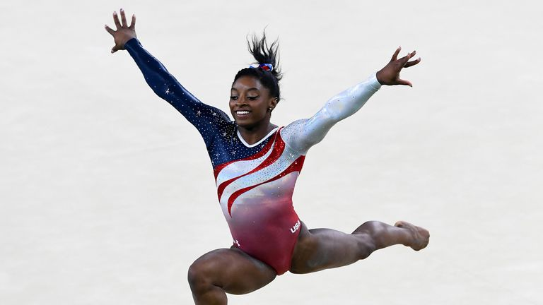 Simone Biles will star at Superstars of Gymnastics