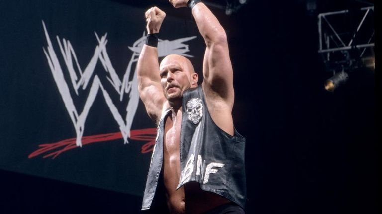 Stone Cold Steve Austin is the biggest merchandise seller in wrestling history