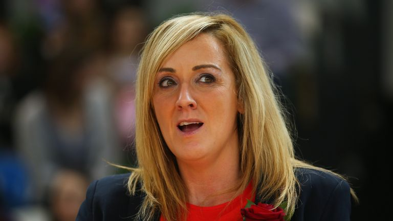 England head coach Tracey Neville will be eyeing gold on the Gold Coast