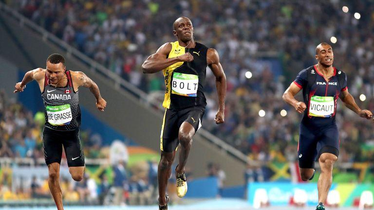 Usain Bolt aims to break own 200m world record at Rio ...