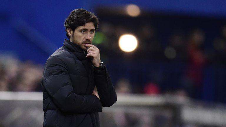 Victor Sanchez has been dismissed by Olympiakos