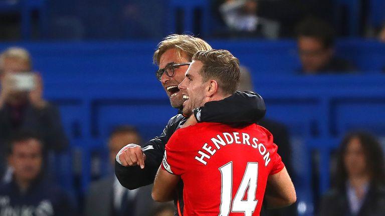 Jordan Henderson's passing prowess has been integral to the success of Jurgen Klopp's Liverpool side