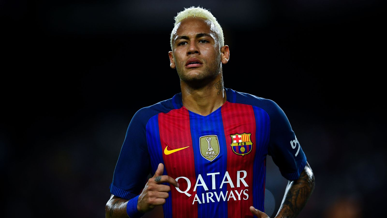 Neymar signs new Barcelona contract until 2021 | Football ...
