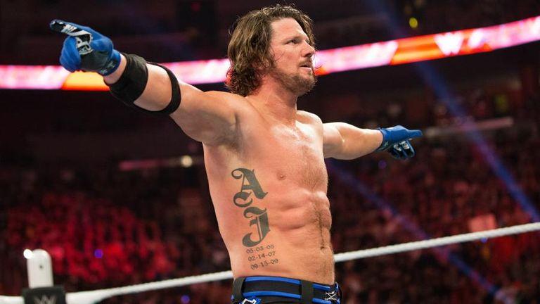 AJ Styles was an opponent of Neville's in Pro Wrestling Guerrilla