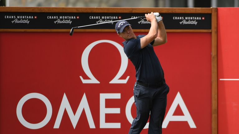 Alex Noren birdied the first play-off hole to win for the second time at Crans-sur-Sierre