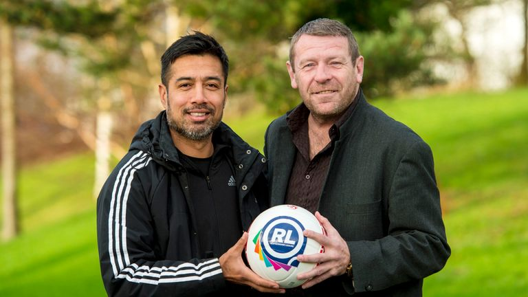 Andy Goram says winning at all costs is all that matters