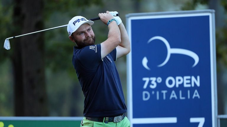 Andy Sullivan finished tied for 20th and ended a run of three straight missed cuts