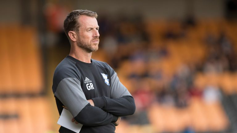 Danny Mills has questioned Birmingham's decision to sack manager Gary Rowett