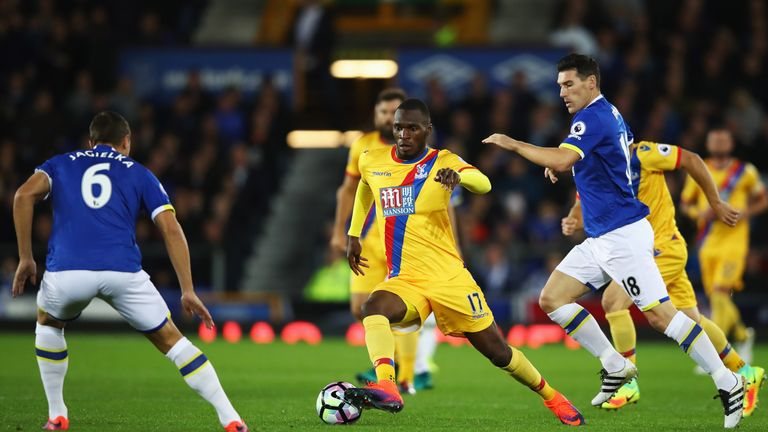 Crystal Palace have problems, says McInally