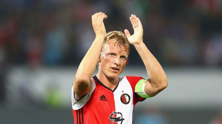 Dirk Kuyt's  Feyenoord lead the way in the Eredivisie