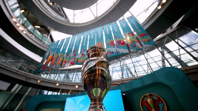 The draw for the Euro 2020 qualifying campaign takes place in December in Dublin