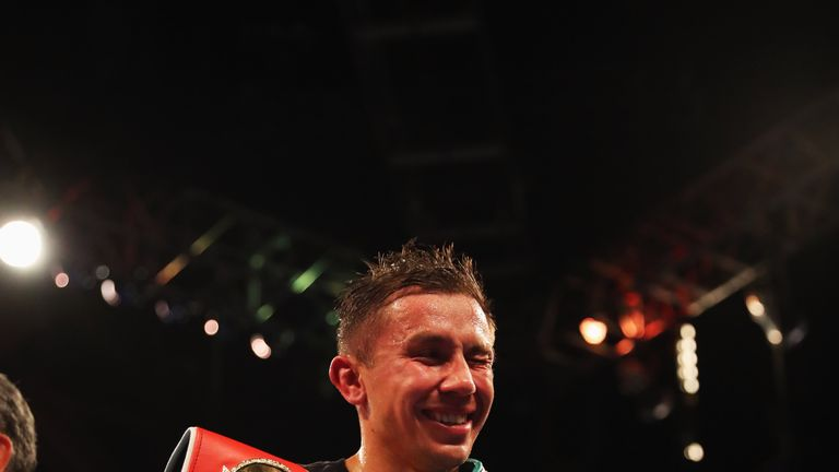 Golovkin retained his middleweight world titles