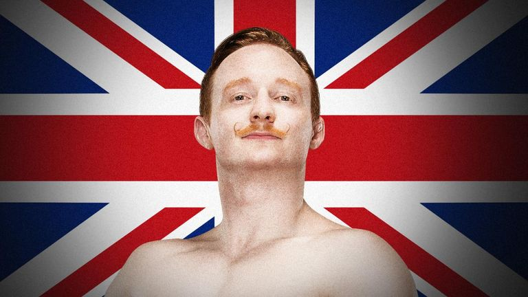 Jack Gallagher will compete at WWE's United Kingdom tournament this summer