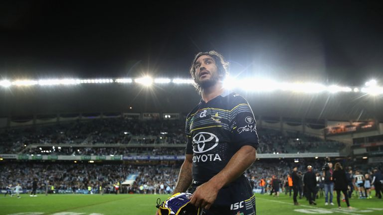 Cowboys captain Johnathan Thurston always has time for the fans