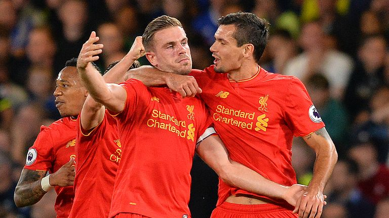 Liverpool have already picked up wins at Arsenal and Chelsea this season