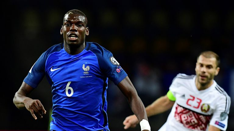 France were held to a 0-0 draw by Belarus in their opening fixture