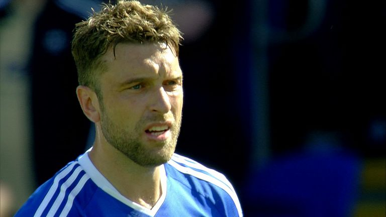 Rickie Lambert: Could get a start for Cardiff