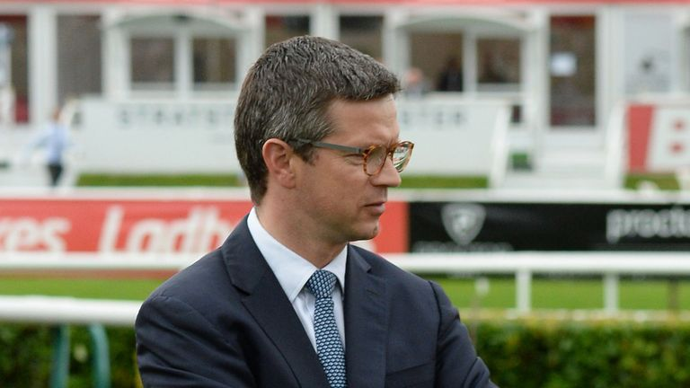 Roger Varian: Feels Barsanti can be competitive