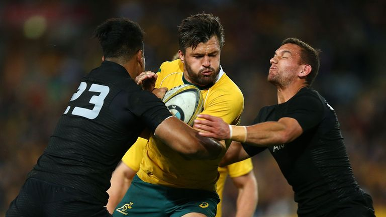The 34-year-old last played for Australia in August 2016 against New Zealand