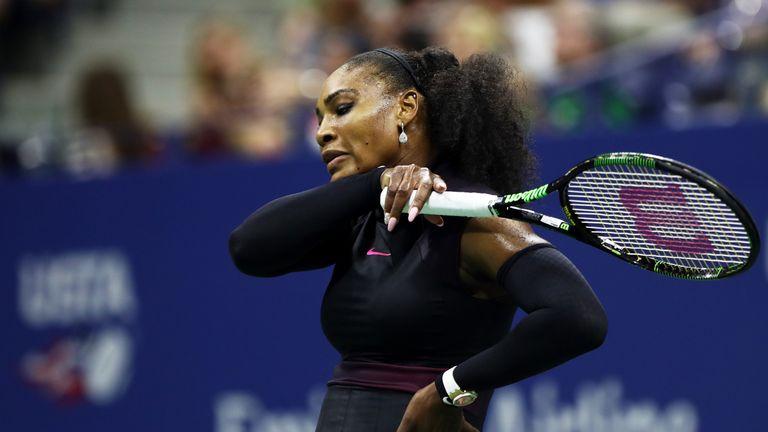 Serena Williams fell short of a 23rd Grand Slam crown in New York in September