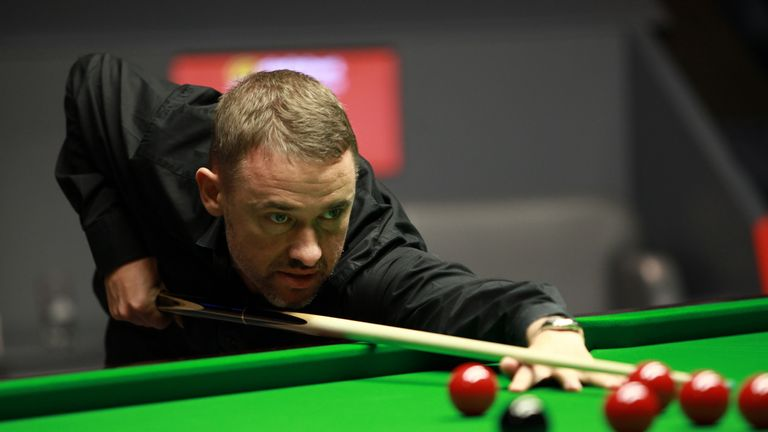 Stephen Hendry won seven world titles during the 1990s
