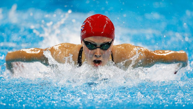 Siobhan overcame a hectic build-up to impress at the Rio Olympics