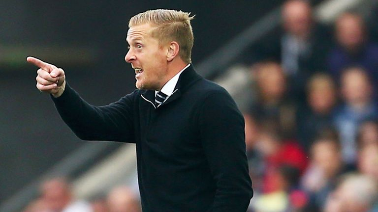 Garry Monk was set to be offered a three-year deal at Leeds, according to Andrea Radrizzani