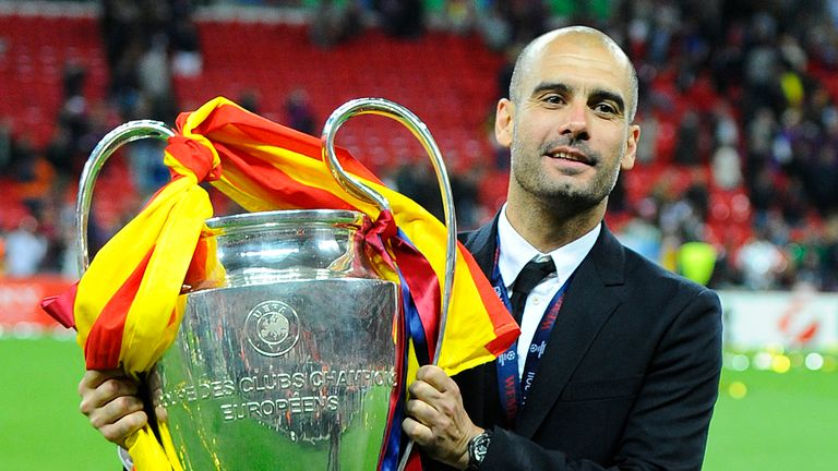 Pep Guardiola says he will never return to Barcelona as a coach