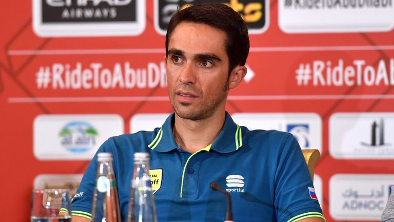 Alberto Contador is set to target the Tour de France in 2017