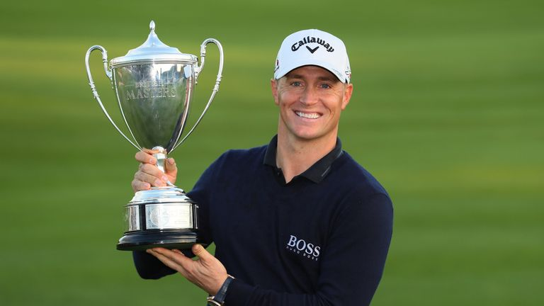 Alex Noren will be the defending champion next year