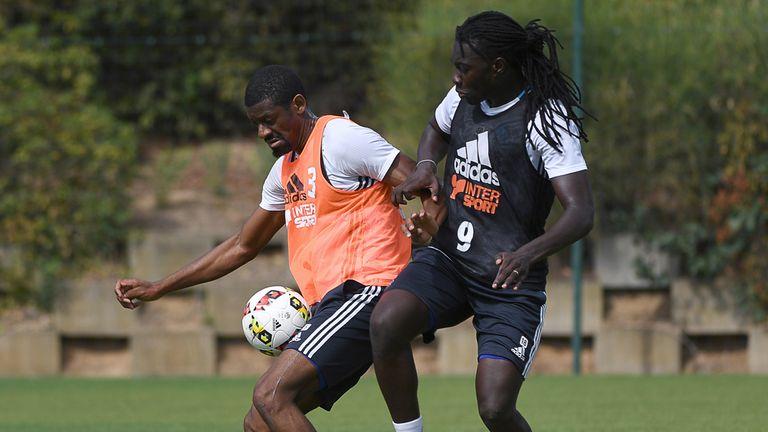 Former Arsenal midfielder Diaby has undergone an ankle operation