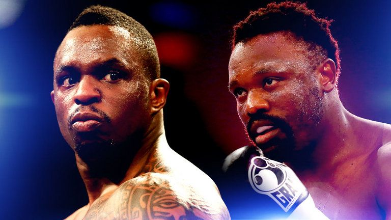 Dereck Chisora and Dillian Whyte are yet to settle their long-running rivalry