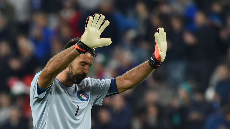 Gianluigi Buffon is one of the greatest goalkeepers of all time