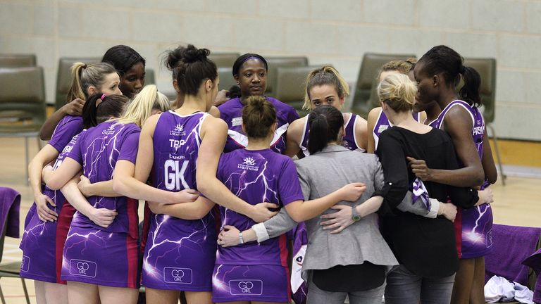 Loughborough Lightning have finalised their squad for the 2017 Vitality Superleague season