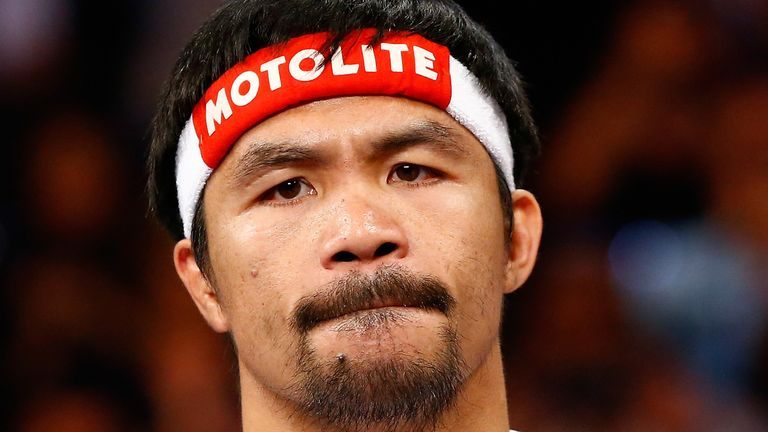 A date for Manny Pacquiao's fight against Amir Khan is no closer to being agreed
