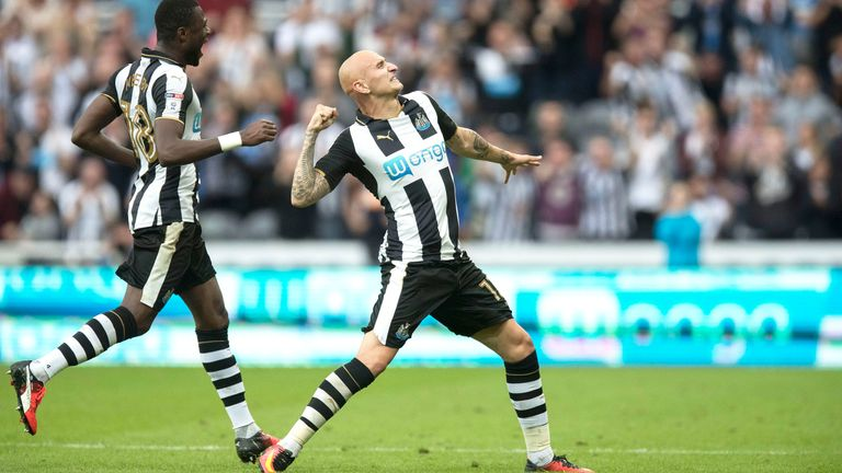 Jonjo Shelvey is the best player to ever play in the Championship, says Ollie
