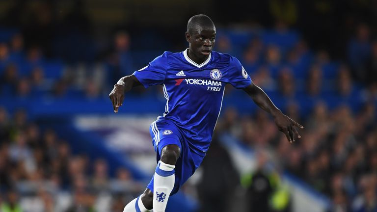 Wenger twice tried to bring compatriot N'Golo Kante to Arsenal