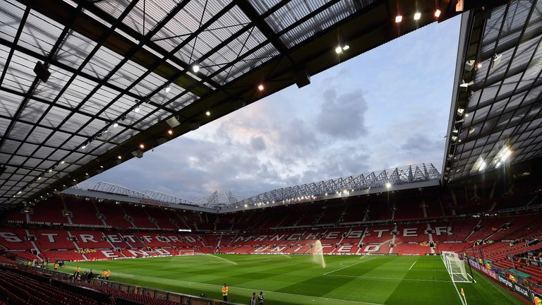Arsenal have collected on average just 0.63 points per game at Old Trafford in the Premier League era
