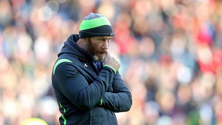 Robin McBryde has urged Wales to step up to the plate