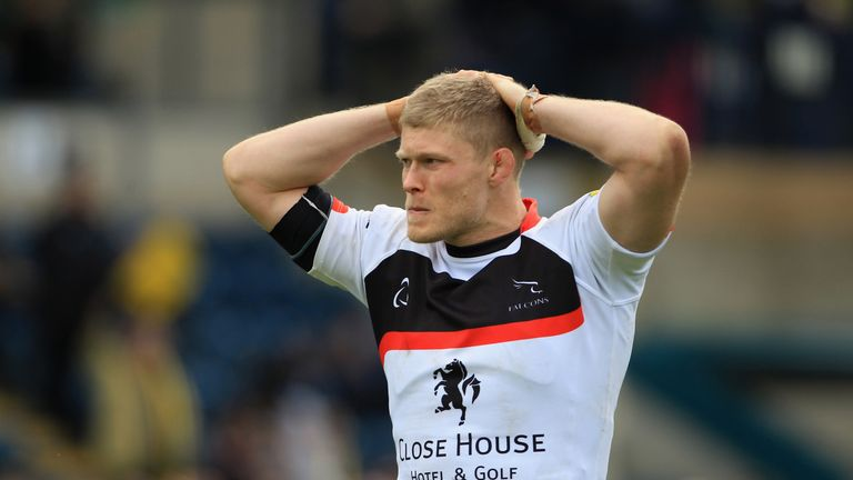 James Hudson has taken up a new role at Gloucester