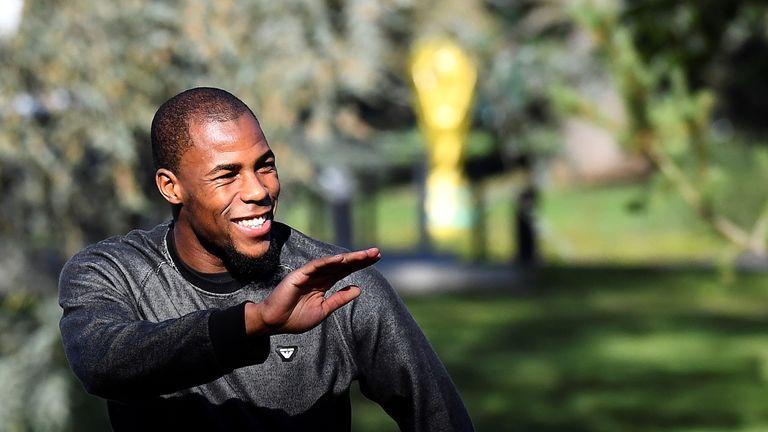 Versatile defender Djibril Sidibe is on Everton boss Marco Silva's radar