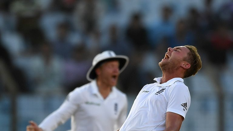 Stuart Broad: 'International cricket should be played with a lot of passion'