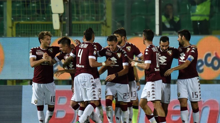 Torino recorded their third straight win Serie A