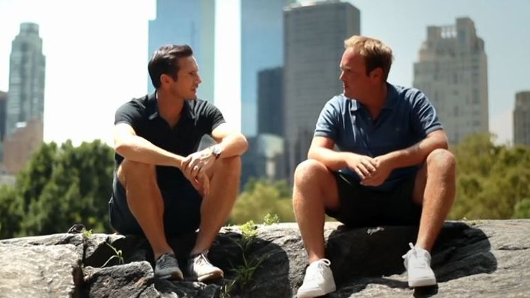 Tubes meets Frank Lampard to discuss life in New York