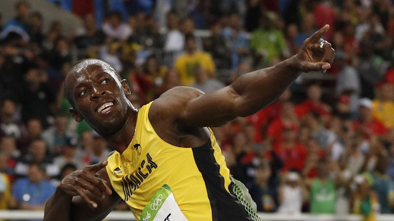 Usain Bolt says his final competitive race will be in London next summer