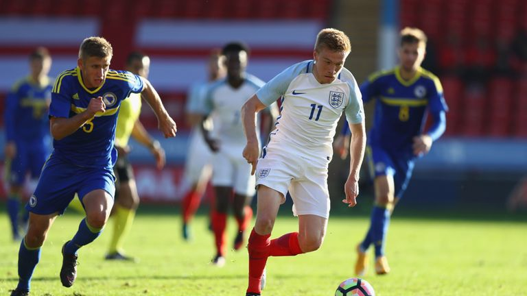 Sunderland striker Duncan Watmore capped an impressive performance with a goal