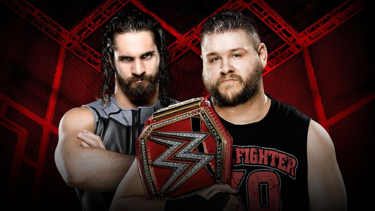Seth Rollins will challenge Kevin Owens for the Universal Title